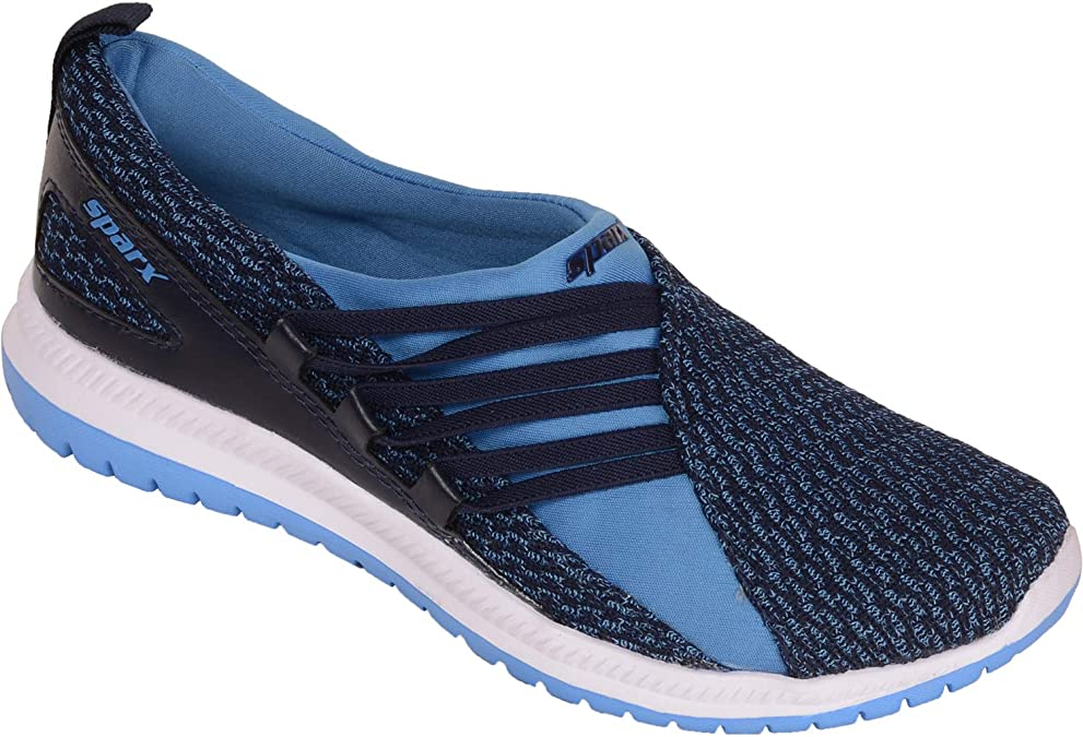 Sparx Women Blue Running Sports Shoes: Amazon.es: Zapatos y complementos