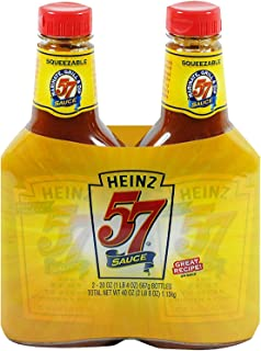 product image for Heinz 57 Sauce 2 pack of 20 oz bottles