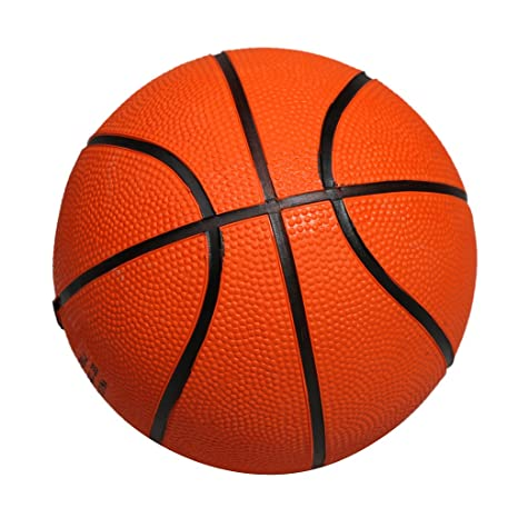 Mini Pelota de Baloncesto Accesorio Deportivo de Goma