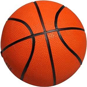 Mini Pelota de Baloncesto Accesorio Deportivo de Goma: Amazon.es ...
