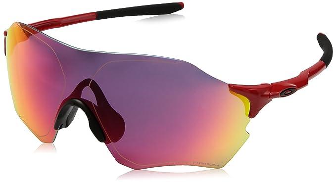 47d7433ff9 Oakley Men s Evzero Range Non-Polarized Iridium Rectangular Sunglasses