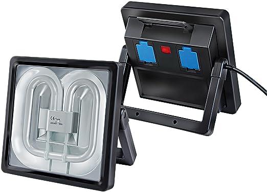 Brennenstuhl power jet light strahler ideal als bauleuchte für