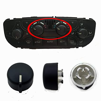 Amazon com: Air Conditioner Climate Control Knob Button For Mercedes