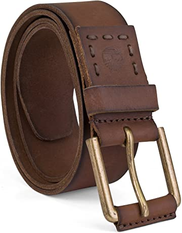 da9f8b3f6be Timberland Men s Casual Leather Belt