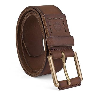 Timberland Men s 40mm Leather Belt  Amazon.fr  Vêtements et accessoires c3248de42b5