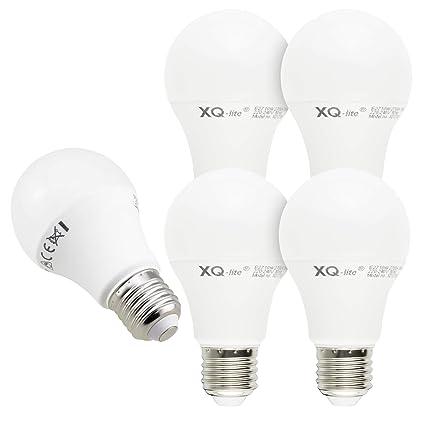 LED Birne Leuchtmittel Glühbirne E27 10W 810 Lumen warmweiß Lampe Licht