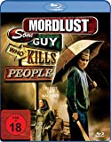 Mordlust - Some guy who kills people [Blu-ray]