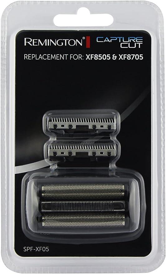 Remington SPF-XF05 Láminas de Repuesto para la Afeitadora CaptureCut Spare XF8505 y XF8705: Amazon.es: Hogar