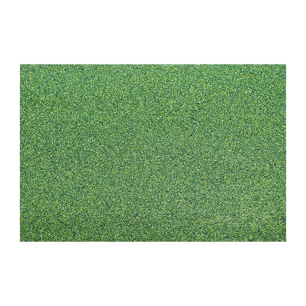 50 x 100 Grass Mat, Medium Green JTT Scenery Products