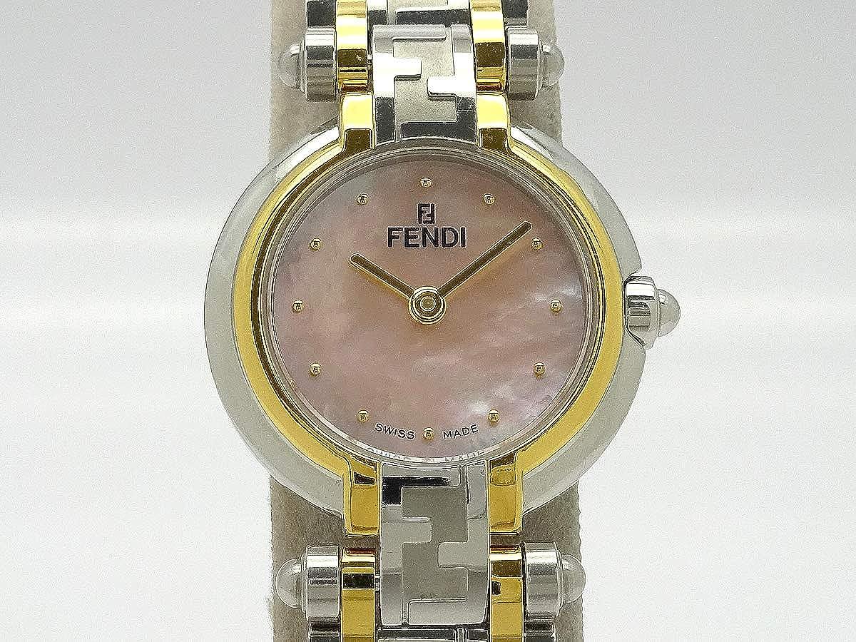 94080432d5 Amazon | (フェンディ)FENDI 腕時計 レディース時計 GP/SS 760L 中古 | 並行輸入品・逆輸入品・中古品(レディース) |  腕時計 通販