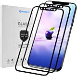 iPhone X Screen Protector Tempered Glass, Arbalest Case Friendly 2.5D Rounded Edge Coverage / Anti-Scratch / HD Clear / 9H Tempered Glass Screen Protector Film for iPhone X/10 [2 Pack]