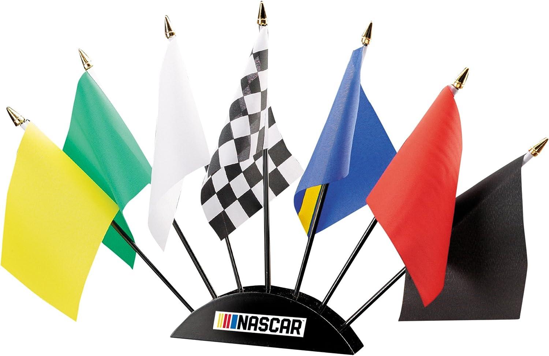 NASCAR BSI 7-Piece Race Flag Set NASCAR, Team Color