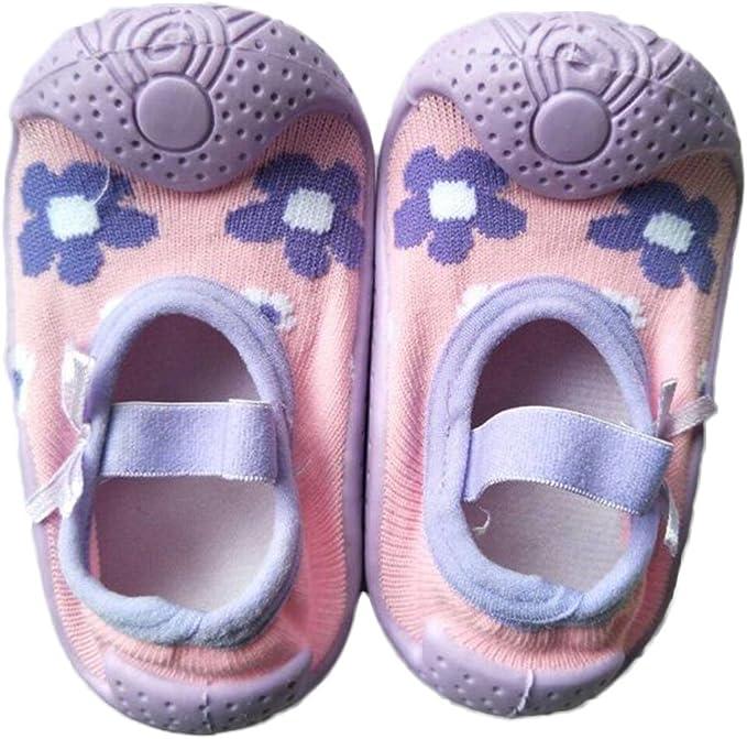 Fashion Cotton Unisex Baby Cotton Non-slip Stockings Floor Socks Soft Socks 1-3Y