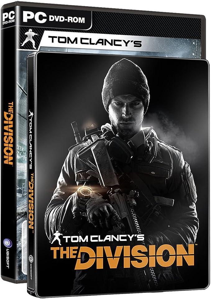 Tom Clancys The Division - Standard Inkl. Steelbook [Importación ...