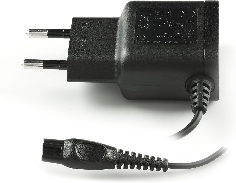Philips Clavija de alimentación CRP136/01 - Accesorio para máquina de Afeitar (Negro, HR7735/55, HR7735/80, HR7745/55, HR7745/80, HR7745/81, BDP5180/51, PB7022B/12, PD7022/05.): Amazon.es: Hogar