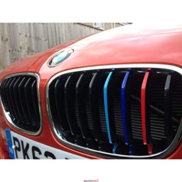 Autodomy Pegatinas Compatible con BMW Pack 27 rayas para la ...