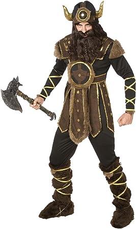 Vegaoo - Disfraz de Vikingo para Adulto - Única: Amazon.es ...