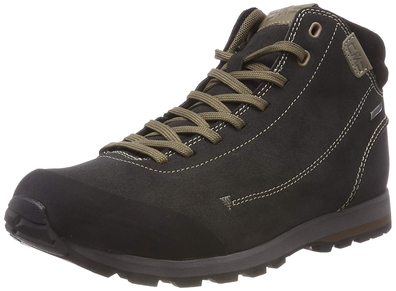 Noir (Jungle U940) 40 EU CMP Elettra Mid, Chaussures de Randonnée Hautes Homme