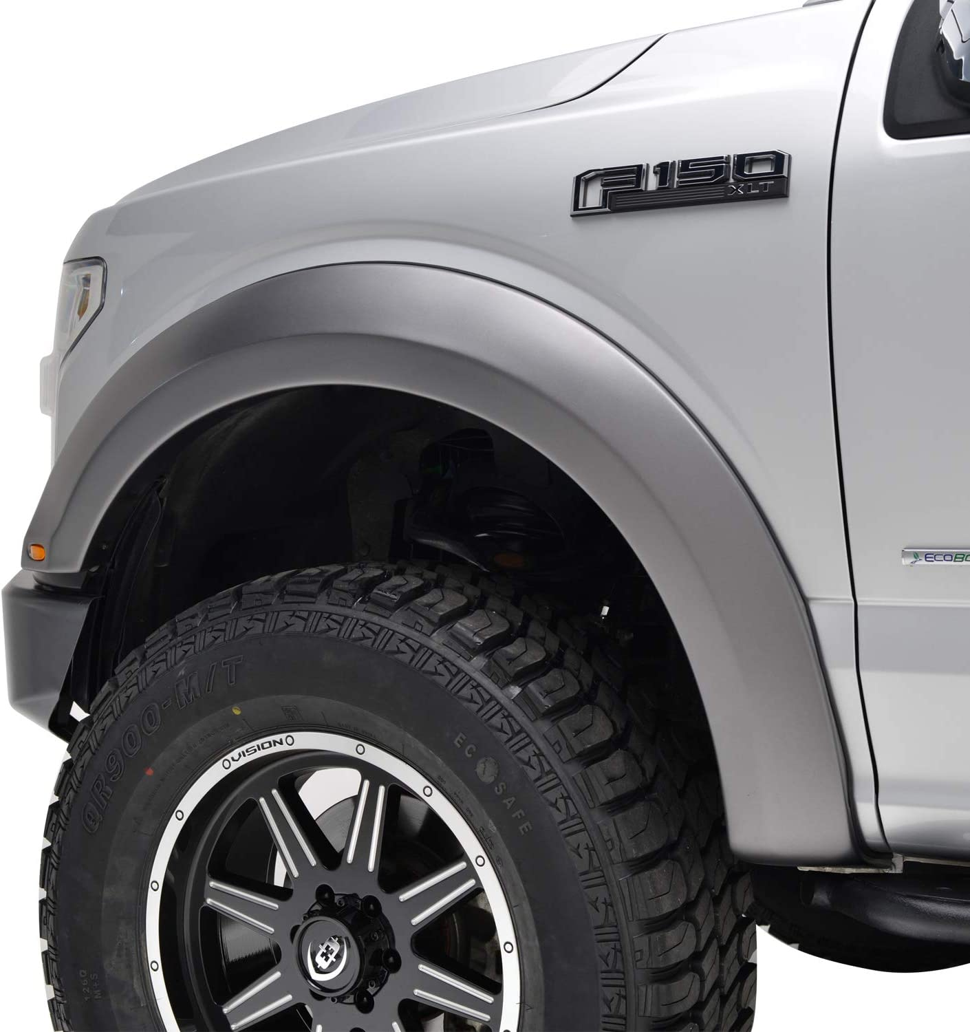 4pc Paramount 18295RS Raptor Style Fender Flares 15-17 Ford F-150