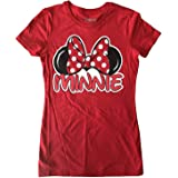Disney Minnie Mouse Junior's Family T-Shirt