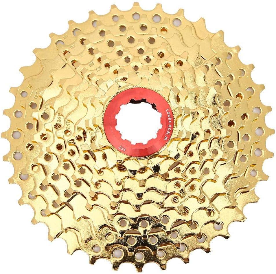 VGEBY1 Cassetta per Bici Cluster di Ricambio per Ruota Libera per Bicicletta antiruggine per Accessorio Mountain Bike