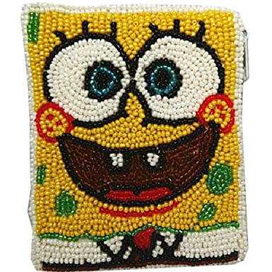 Amazon.com: e.a @ Mercado bricolaje Bob Esponja Change Purse ...