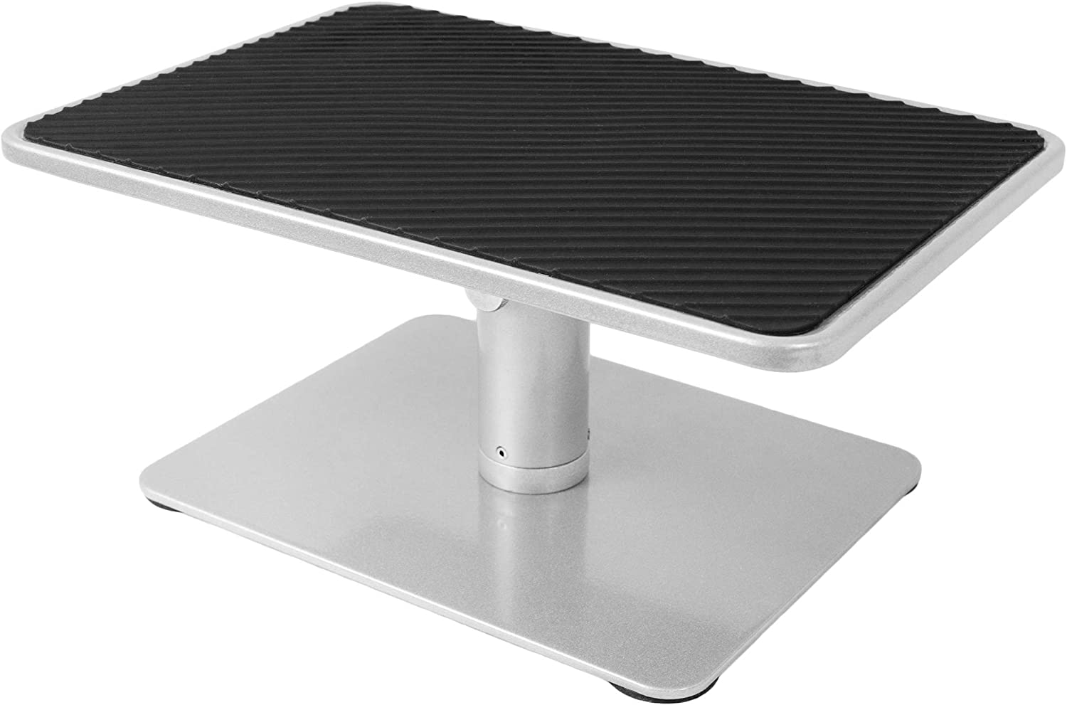 VIVO Universal Height Adjustable Ergonomic Computer Monitor and Laptop Riser Tabletop Desk Stand (STAND-V000S)