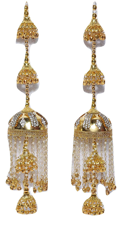 Golden Metal Kalire Bridal for Women