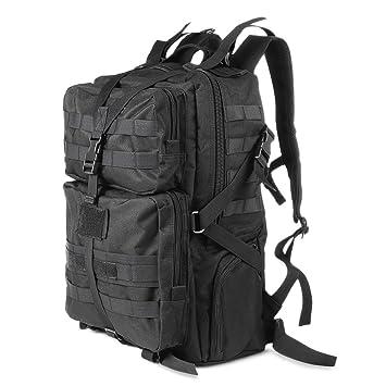 NACATIN - Mochila táctica Militar, 45 l, Mochila multifunción, Mochila de Trekking,