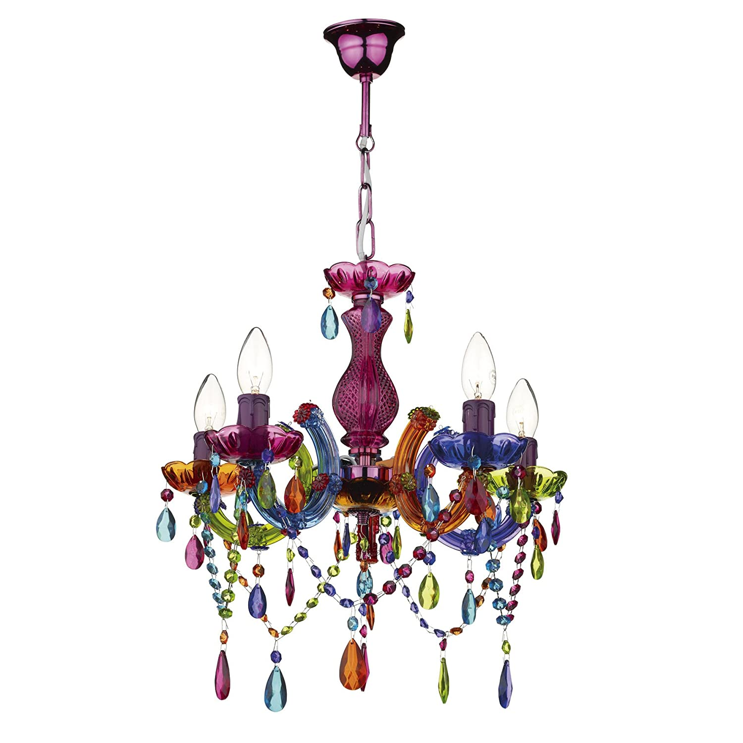 Souk 5 Light Mini Chandelier Bulbs NOT included Amazon