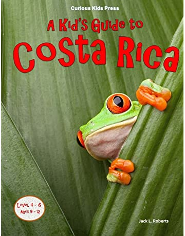 A Kids Guide to Costa Rica