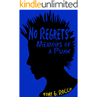 No Regrets: Memoirs of a Punk book cover