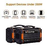 Webetop 250W Portable Generators Power Inverter