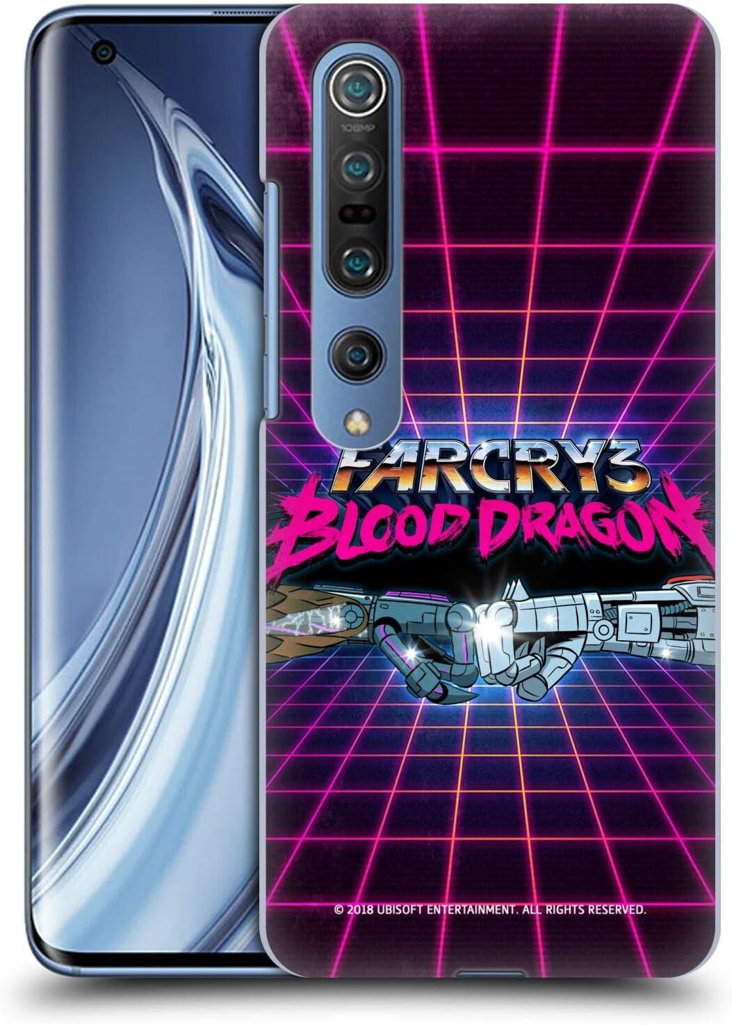 Amazon Com Head Case Designs Officially Licensed Far Cry Fist Bump 3 Blood Dragon Key Art Hard Back Case Compatible With Xiaomi Mi 10 5g