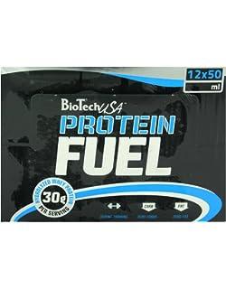 BioTech USA Fuel Proteínas, Sabor Cereza shot de 50ml