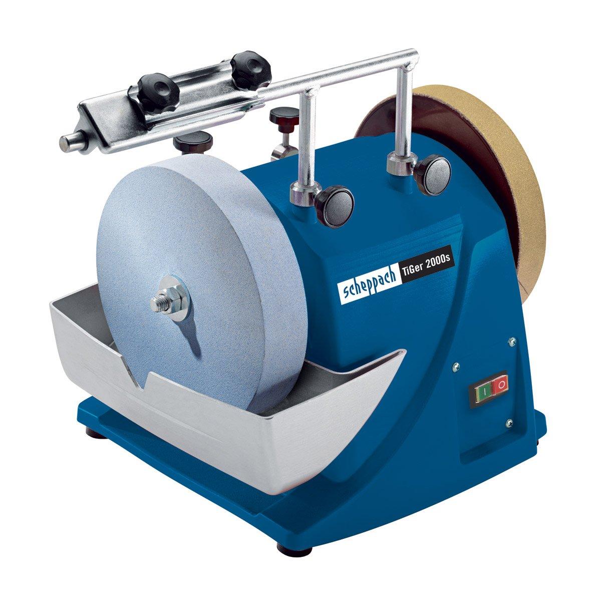 Scheppach 240V Sharpening and Honing System TiGer2000S-240V