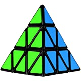 Mayatra's YJ Pyraminx Speed Magic Cube - Multi Color