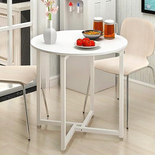 Mesa redonda casa de cocina moderna sala de estar mesa de comedor ...