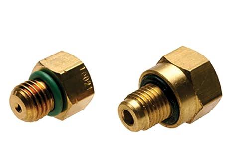ACDelco 15 – 5711 gm Original Equipment Válvula de alivio de Compresor de aire acondicionado