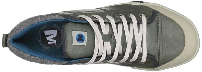 Merrell Rant Brash J39829, Herren Sneaker, Grau (Granite