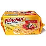 Filinchen Das Knusper-Brot Original, 5er Pack (5 x 75 g) zuckerarm und natriumarm