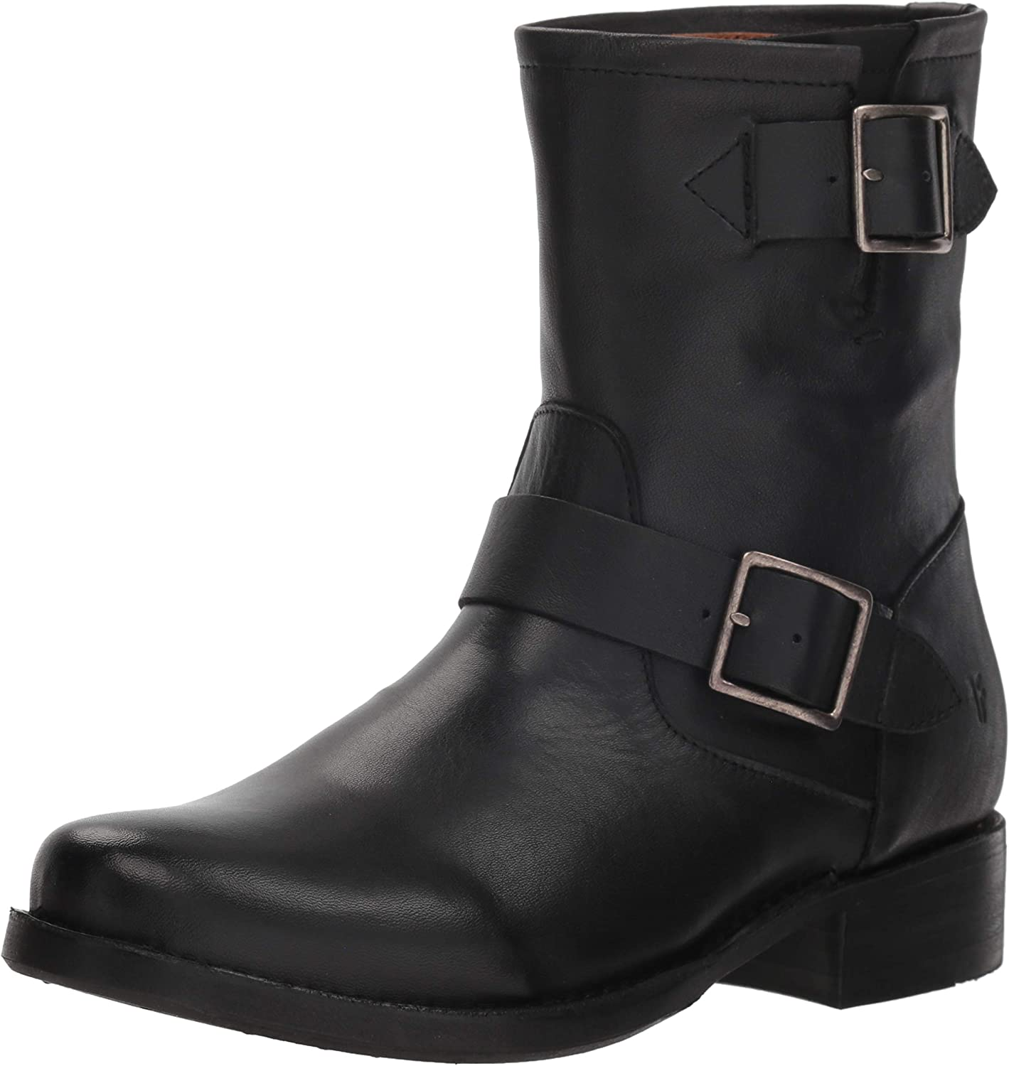 Frye Womens Vicky Engineer Ankle Boot