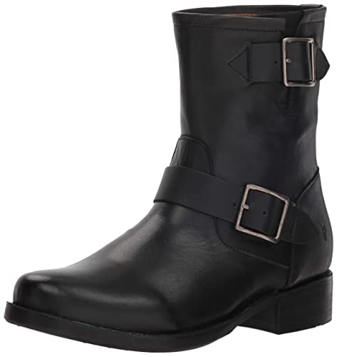 81fbb541c31 Amazon.com   FRYE Women's Vicky Engineer Ankle Boot   Ankle & Bootie