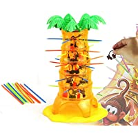 Wish key Game of Skill and Action Tumbling Monkeys Toy Set