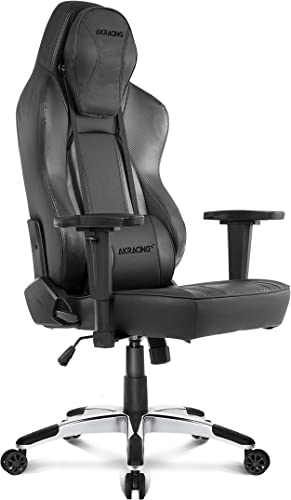 AKRacing Office Series Obsidian Ergonomic Computer Chair