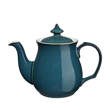 Denby Greenwich Teapot  sc 1 st  Amazon.com & Amazon.com: Denby Greenwich Teapot: Kitchen u0026 Dining