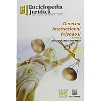 Derecho internacional privado II volumen I (portada puede variar)