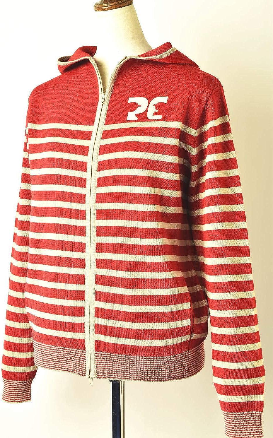 (ピッコーネ クラブ) PICONE CLUB ジップアップニットブルゾン レディース ゴルフ c914816 レッド(120) L(02)