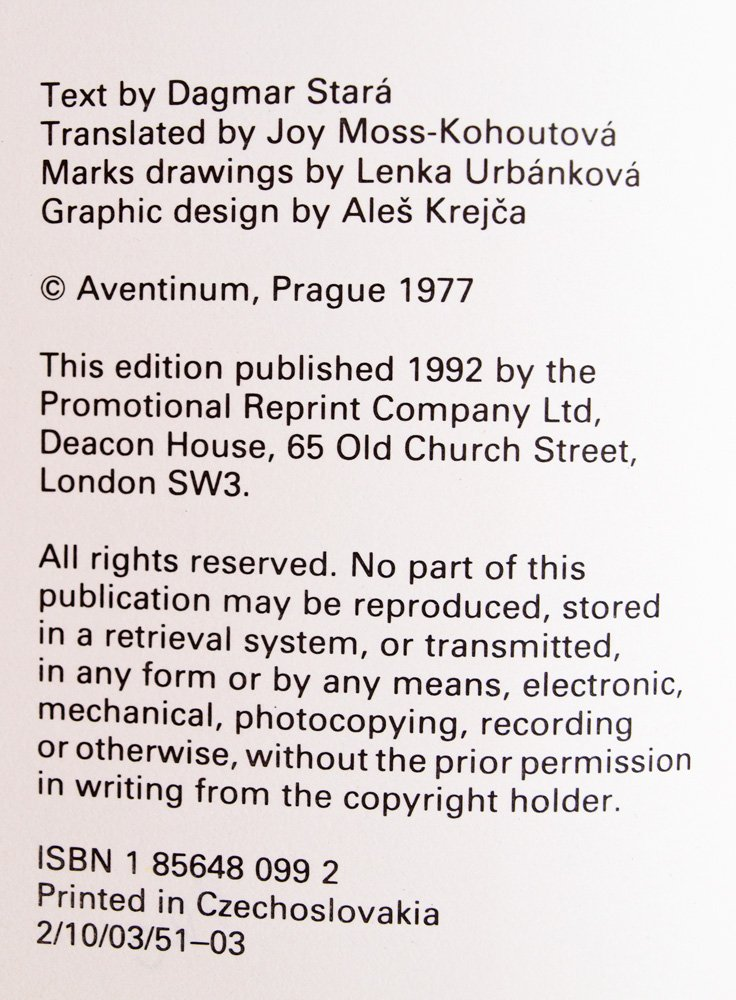 Guide To Pewter Marks Of The World Dagmar Stara 9781856480994
