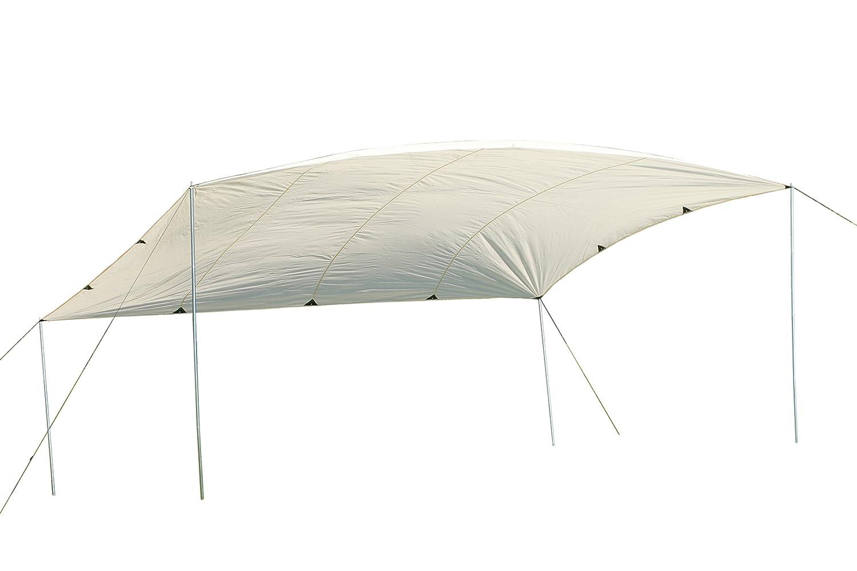 MONTIS LAKE, carpa tamaño grande, blanca, aprox. 4 x 5 m, 4,4 kg 912001215163